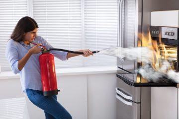 Mietminderung bei fahrlässig verursachtem Wohnungsbrand?