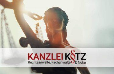 Kanzlei Kotz Urteile im Volltext
