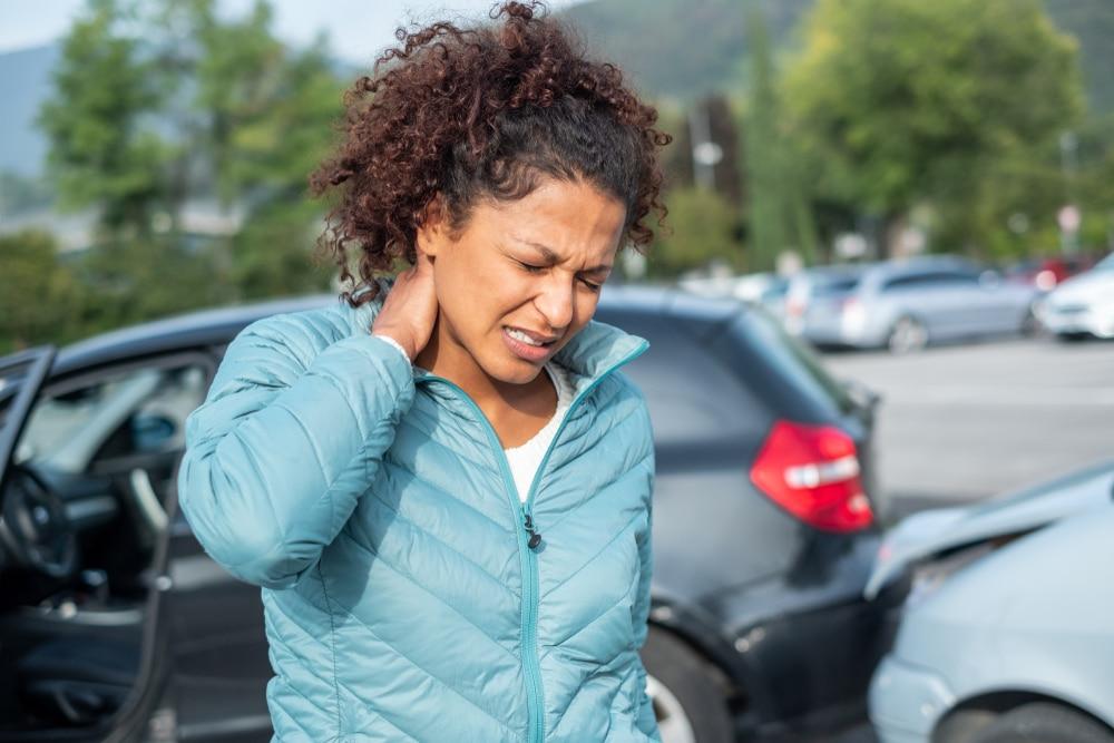 Verkehrsunfall - Harmlosigkeitsgrenze bei HWS-Verletzung durch Auffahrunfall