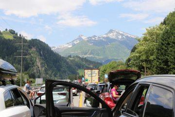 Verkehrsunfall Schweiz – Anscheinsbeweis nach deutschem Recht?