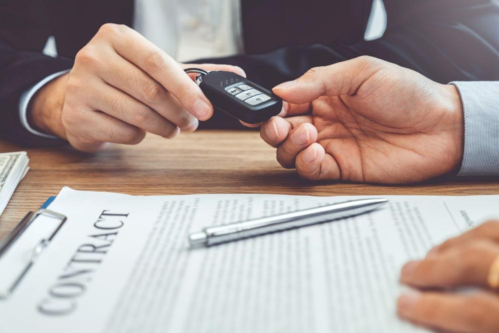 Verkehrsunfall – Mietwagenkosten - Schadensminderungspflicht günstigerer Tarif