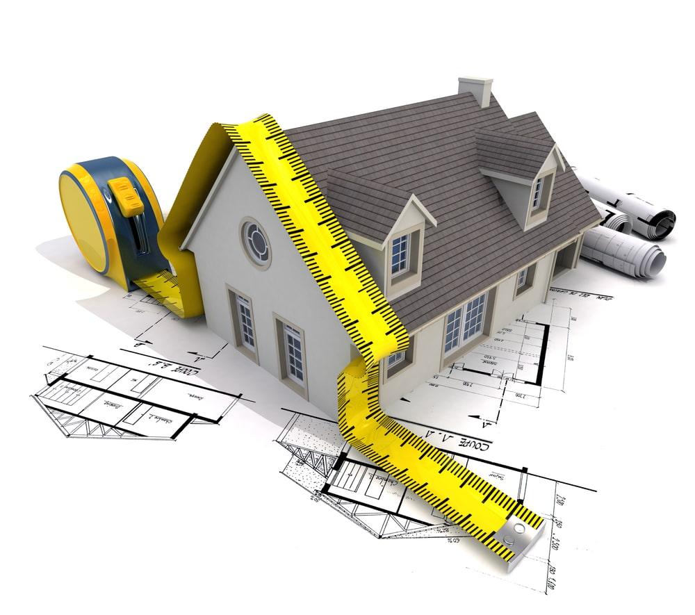 Wohnflächenberechnung Mietwohnung - Berechnungsgrundsätze der Wohnflächenverordnung