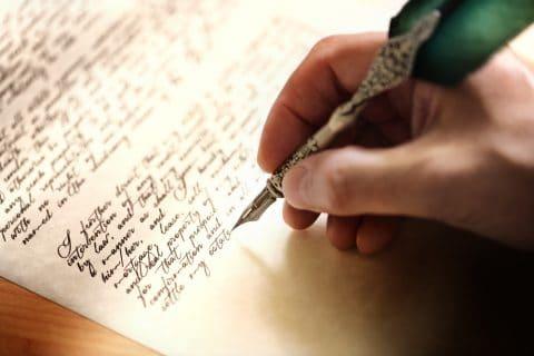 Testament - Formwirksamkeit bei fehlender Lesbarkeit