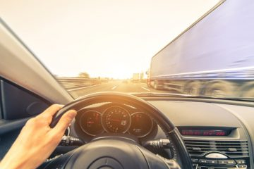 Verkehrsunfall – Verschulden bei Fahrstreifenwechsel