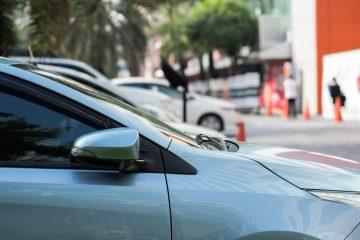 Verkehrsunfall – Vorfahrtsverletzung auf einem öffentlichen Parkplatz