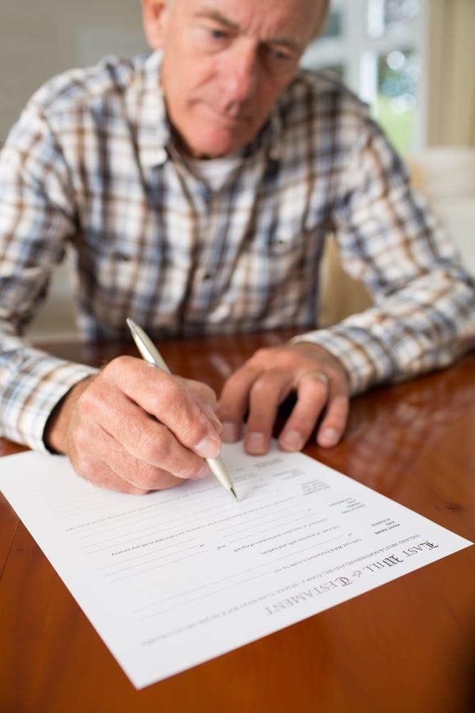 Testament - Gültigkeit bei unklarer Datierung – fehlende Jahresangabe