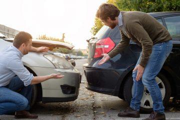 Verkehrsunfall – Verursachungsbeitrag bei einem Unfall ohne Fahrzeugberührung