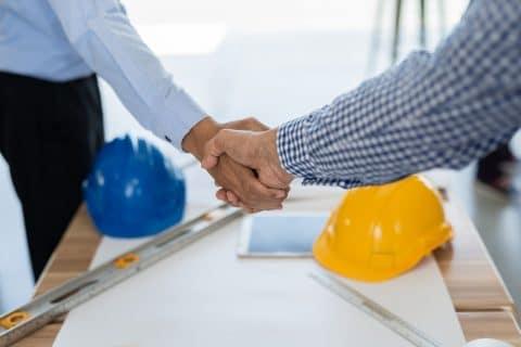 Bauvertrag -Inhaltskontrolle von AGB für eine Sicherungsabrede