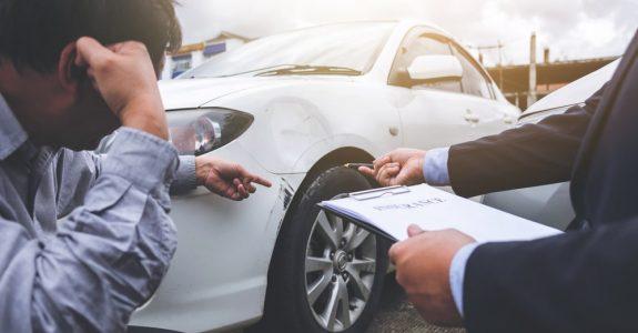 Verkehrsunfall - Indizien die gegen einen gestellten Verkehrsunfall sprechen