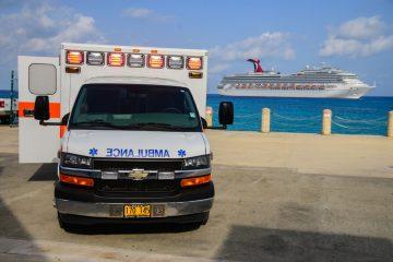 Schiffsreise – Bordverweis medizinisch nicht indiziert