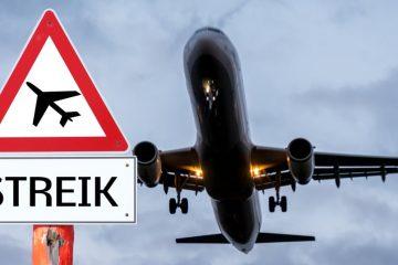Fluggastrechte – Flugannulierung wegen eines Fluglotsenstreiks und Umbuchung