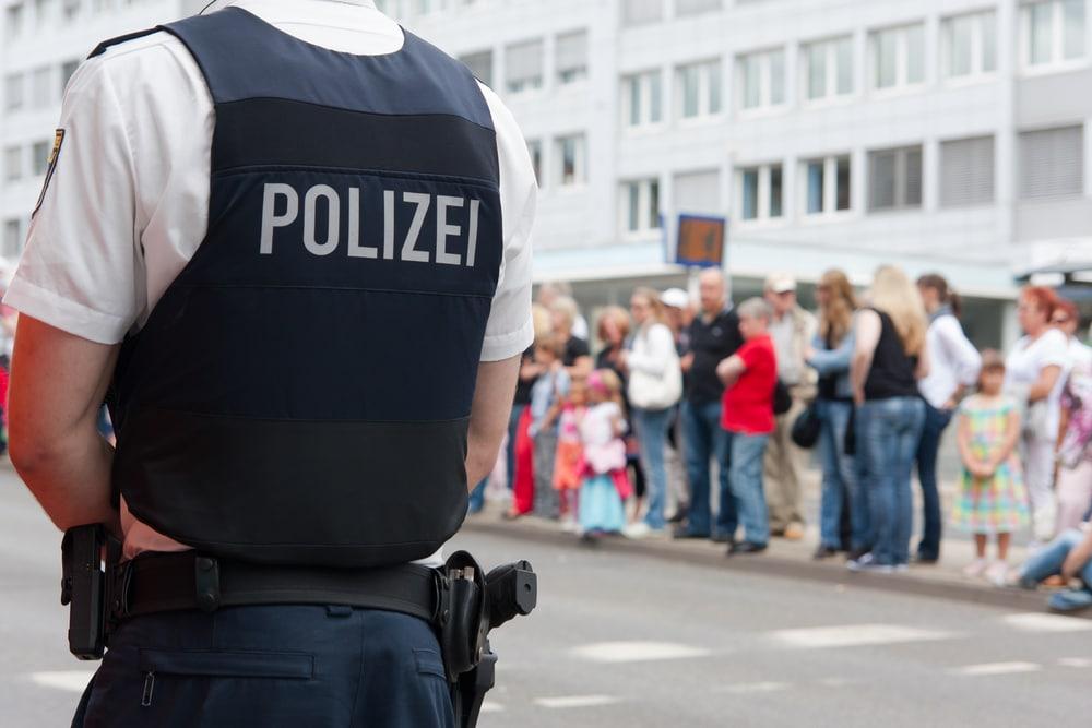 Filmen von Polizeibeamten bei Personenkontrolle erlaubt?