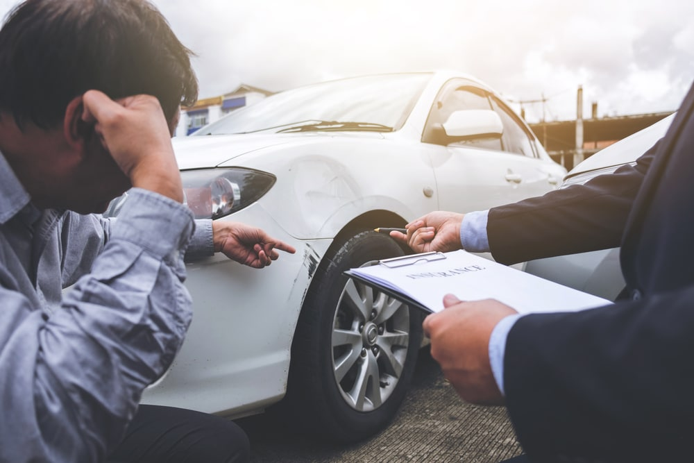 Verkehrsunfall mit wirtschaftlichem Totalschaden - fehlerhafte Restwertermittlung
