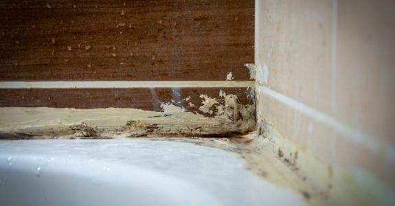 Werkvertrag - mangelhafter Einbau einer Duschtasse