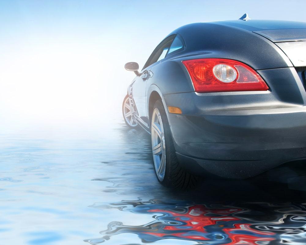 Verkehrsunfall - merkantiler Minderwert bei nicht zugelassenem Neufahrzeug im Luxussegment