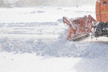 Verkehrsunfall – Haftung beim Betrieb eines Schneepflugs