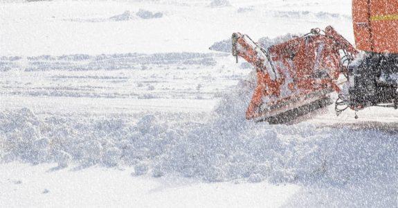 Verkehrsunfall - Haftung beim Betrieb eines Schneepflugs