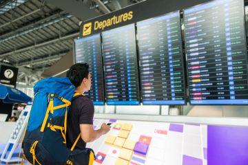 Fluggastrechte – Ausgleichsleistung bei großer Ankunftsverspätung