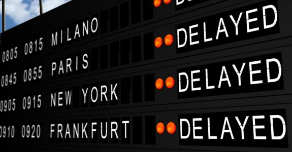 Fluggastrechte bei Flugannullierung - Haftungsausschluss
