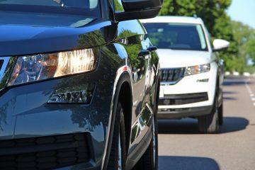 Verkehrsunfall – Haftungsquoten bei Gefährdung der Verkehrsteilnehmer durch Überholvorgang