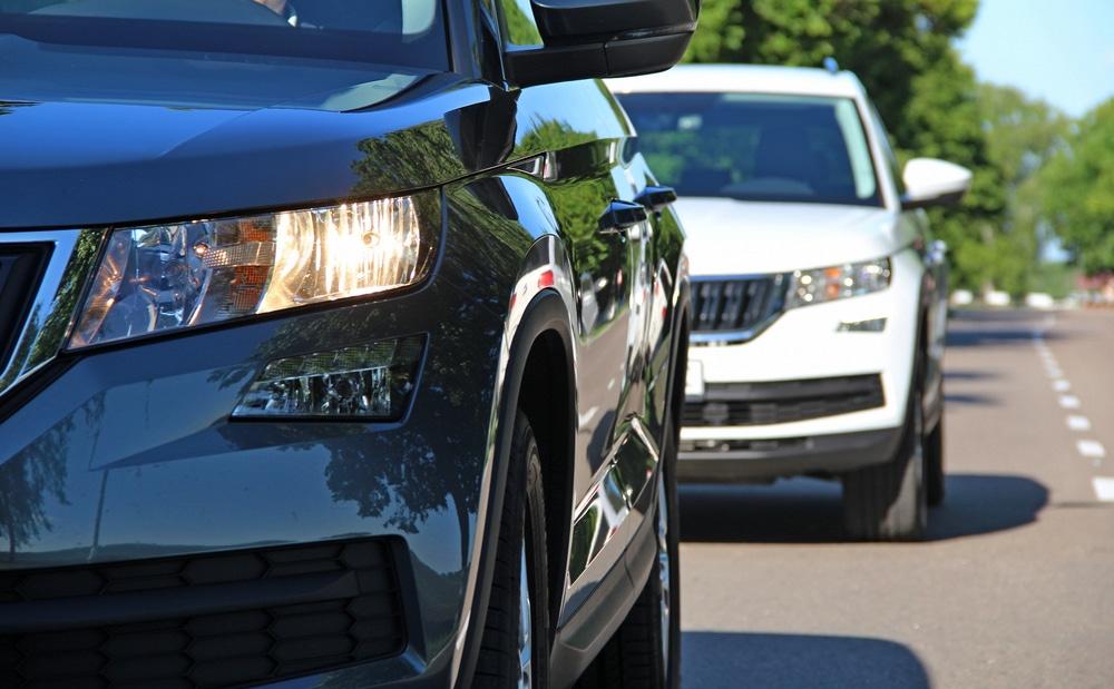 Haftungsquoten bei Gefährdung der Verkehrsteilnehmer durch Überholvorgang