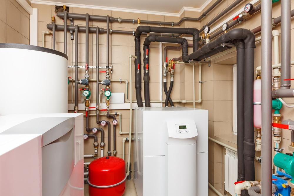 Wärmepumpeninstallation - Garantievertrag zwischen Endabnehmer und Wärmepumpenhersteller
