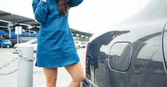Parkhaus - Fahrzeugbeschädigung durch Kollision mit Lüftungsschacht beim Rückwärtseinparken