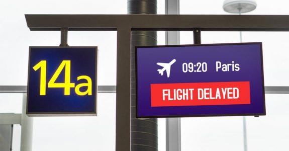 Ausgleichsleistungsanspruch eines Fluggastes wegen Flugverzögerung - dreistündige Ankunftsverspätung