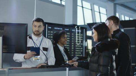 Unzureichender Information von Fluggästen über ihre Ausgleichsansprüche