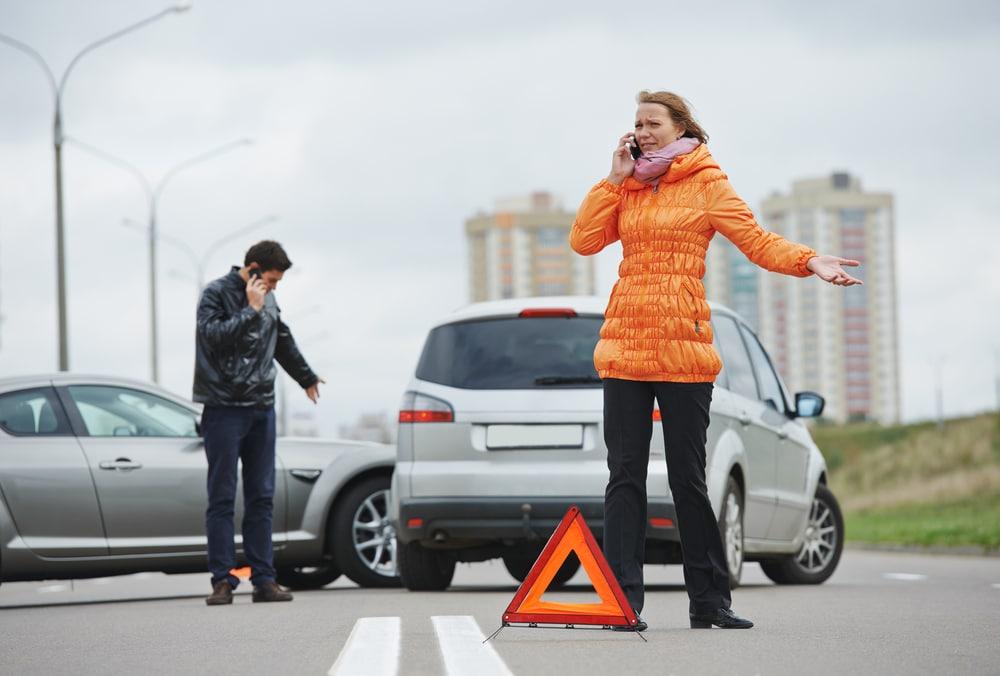 Verkehrsunfall - Schuldanerkenntnis - Zeugnis gegen sich selbst