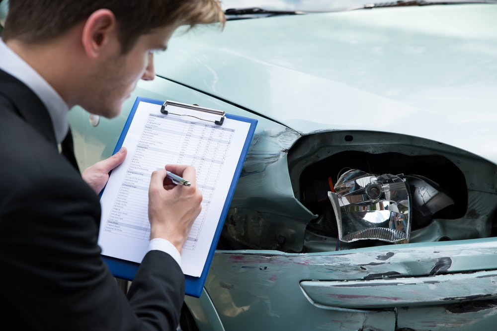 Verkehrsunfall - Ausgleichsanspruch des Versicherers gegen den Schädiger