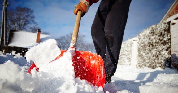 Umfang der winterlichen Räum- und Streupflicht auf einem Privatgrundstück