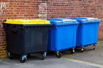 Gelbe Tonne/Wertstoffbehälter darf wegen Fehlbefüllung nicht eingezogen werden