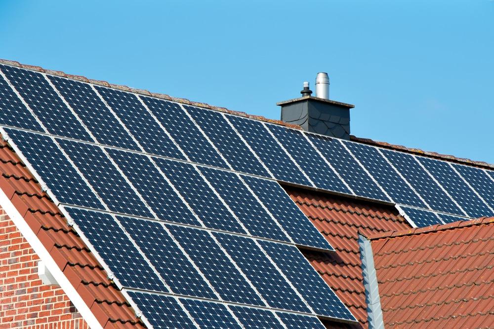 Bauwerkseigenschaft einer Photovoltaikanlage