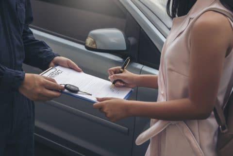 Kraftfahrzeugleasingvertrag mit Kilometerabrechnung - Minderwertausgleich für Schäden