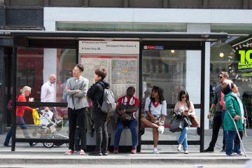 Verkehrssicherungspflicht an einer Bushaltestelle