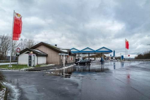 Haftung bei Glätteunfall auf einem nicht bewirtschafteten Autobahnparkplatz