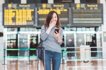Ausgleichszahlung – Abflugverspätung von 3 Stunden – Ankunftsverspätung unter 3 Stunden
