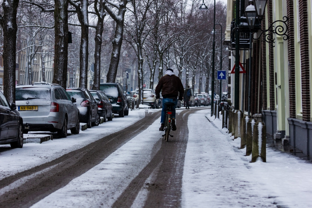 Verkehrssicherungspflichten - Räum- und Streupflicht in innerstädtischem Marktbereich