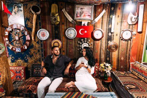 Morgengabenvereinbarung unter türkischen Eheleuten