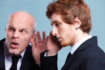Mitgehörtes Telefongespräch im Geschäftsverkehr – Beweisverwertung