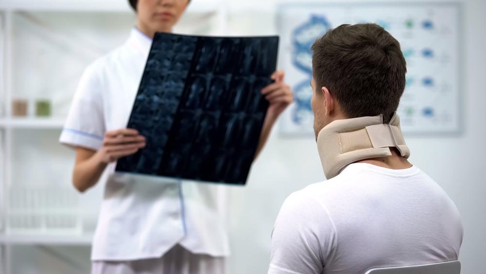Verkehrsunfall - Schmerzensgeldhöhe für ein HWS-Trauma nach Auffahrunfall
