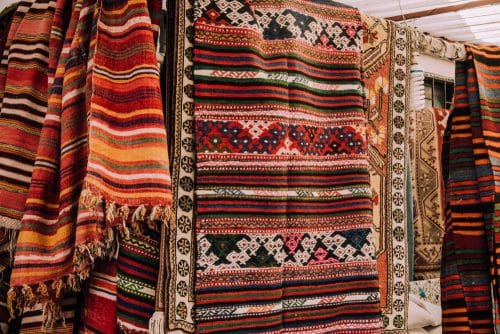 Teppichkauf in der Türkei von deutschen Verbrauchern - Geltung Deutschen Rechts