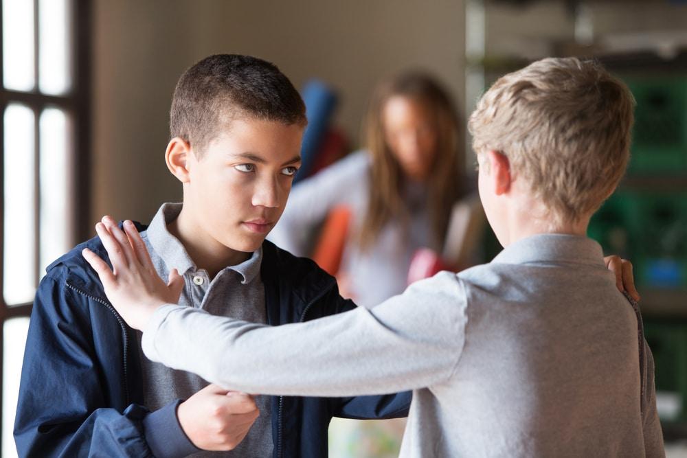 Anspruch auf schulische Ordnungsmaßnahme gegenüber einem Mitschüler
