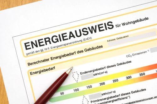 Grundstückskaufvertrag - Minderungsanspruch wegen fehlerhafter Angaben im Energieausweis