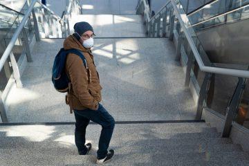 Zweiwöchiges Betretungsverbot öffentlicher Orte wegen Corona-Virus SARS-CoV-2