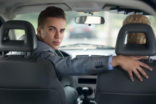 Verkehrsunfall - Anscheinsbeweis gegen Rückwärtsfahrer