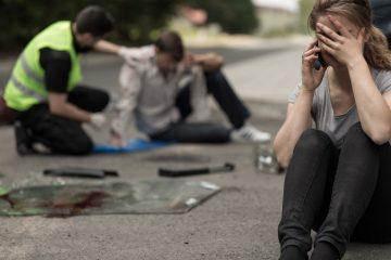 """Folge-Verkehrsunfall mit Personenschaden – Haftung eines """"Herausforderers"""""""