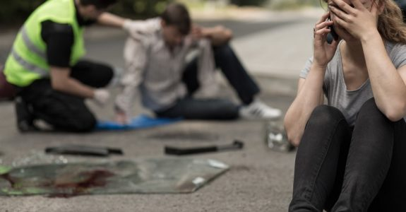 """Folge-Verkehrsunfall mit Personenschaden - Haftung eines """"Herausforderers"""""""