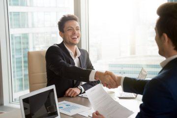 Handelsvertreter – Vertragsabschluss mit einem Vertreter